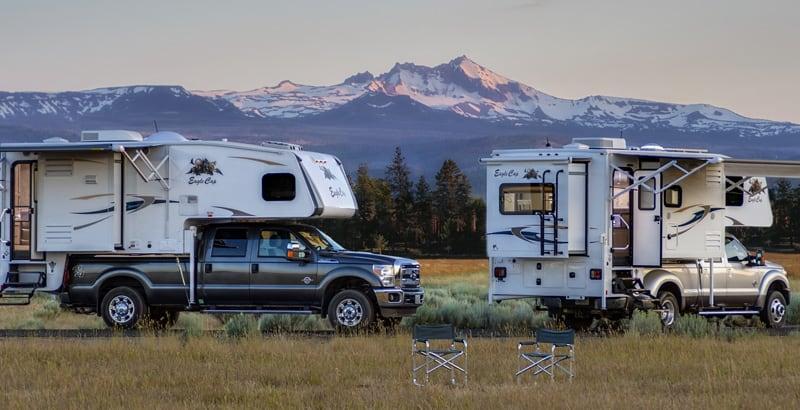Eagle Cap Camping