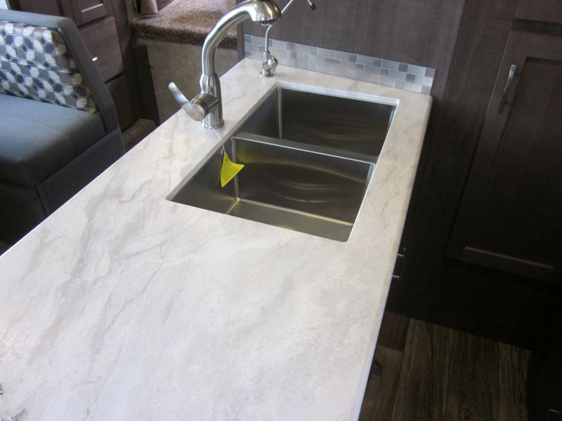 Eagle Cap Galley Undermount Stainless Sinks