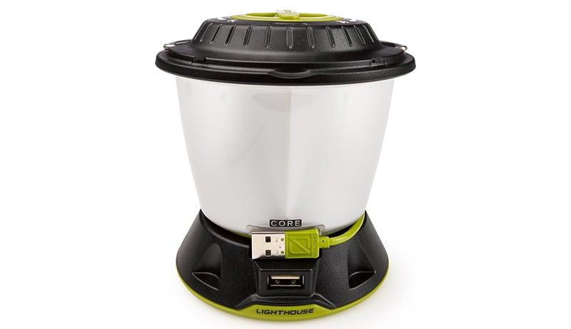 LED Goal Zero Lighthouse Core Lantern And USB Power Hub