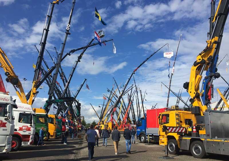 Lift N Load Show Holland