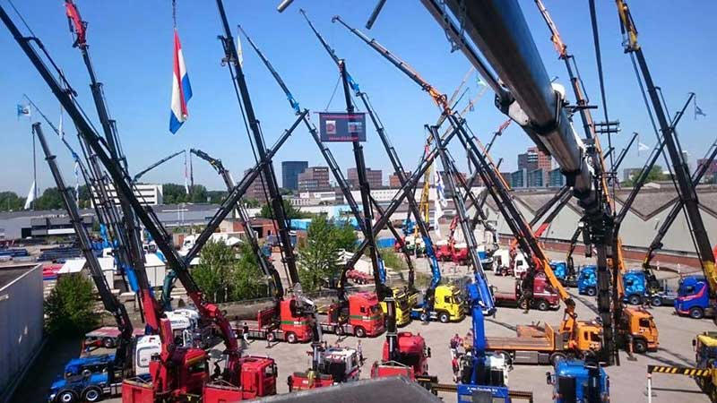 Lift N Load Truck Event In Holland
