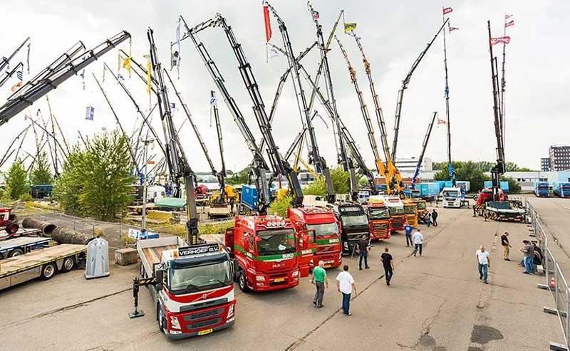 Lift N Load Trucking Event