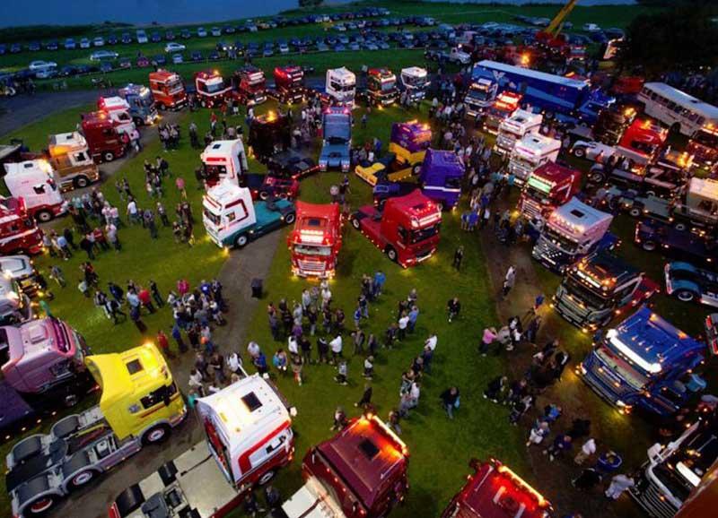 Nog Harder Truck Event Netherlands