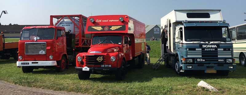 Oldtimer Truck Festival