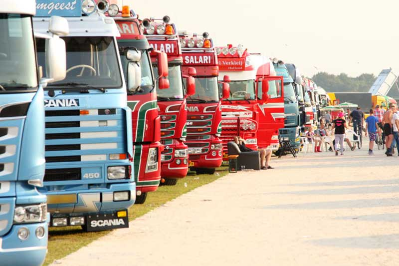 Scania Truck Star Event