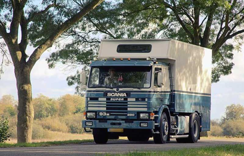 Scania Camping Unit