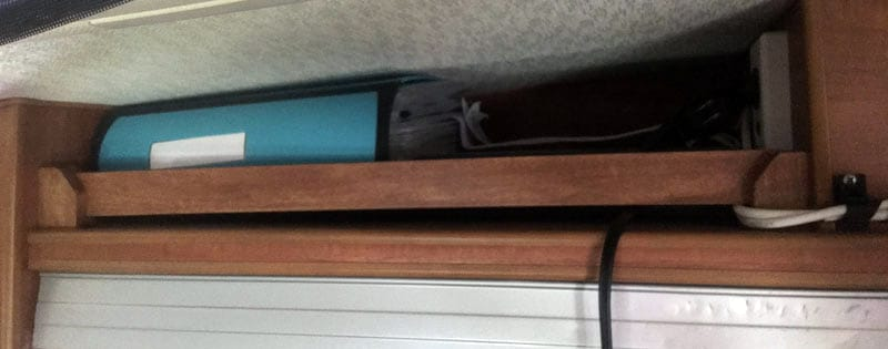 Fiddle Rail Nook