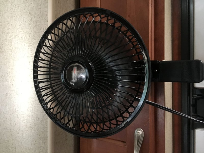 12 Volt Fan For Hot Days