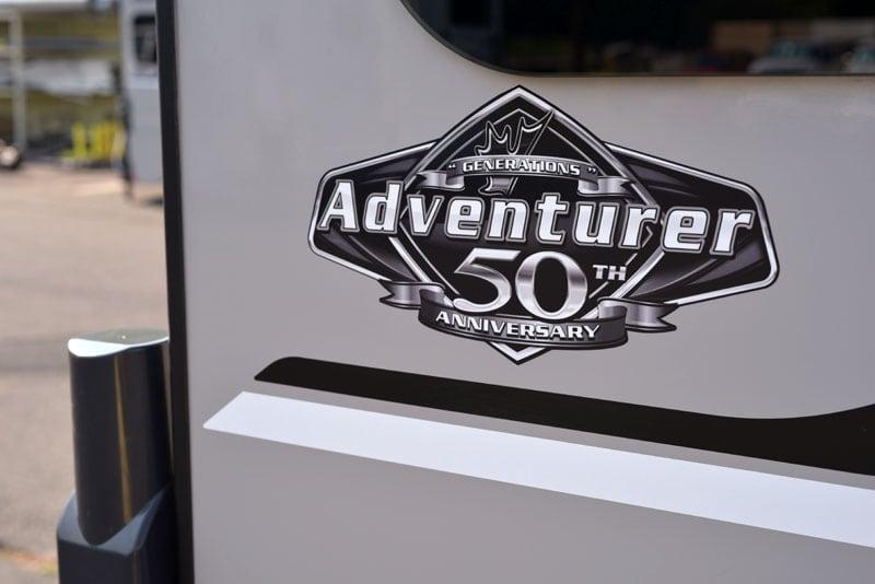 50th Anniversary Outside Logo