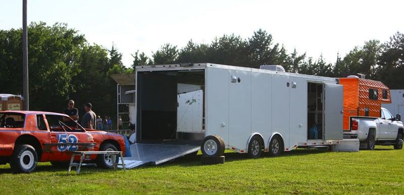 Boone County Raceway In Nebraska