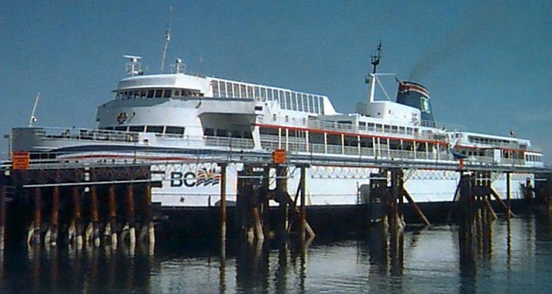 British Columbia Ferries Vancouver Island