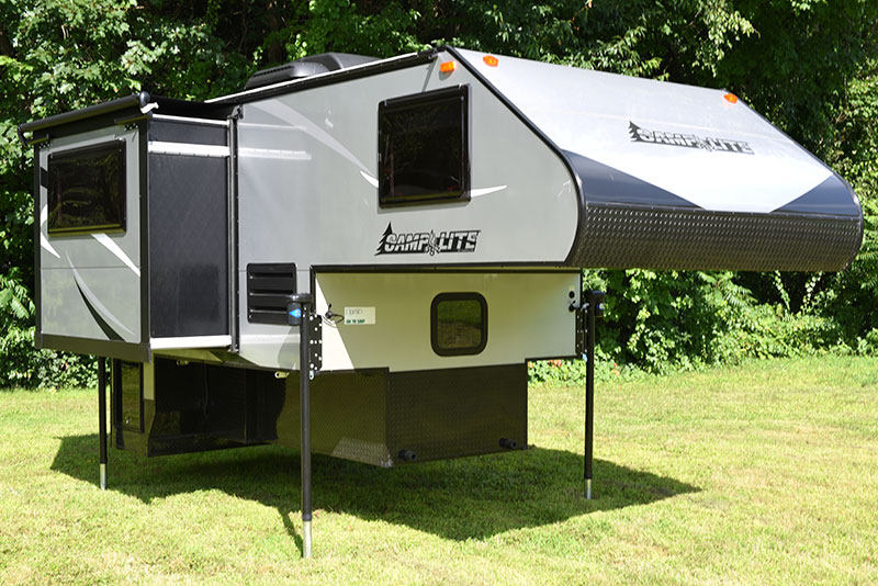 CampLite Campers 2017 Exterior