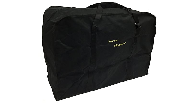 Folding Bike Bag For Crew Cab Truck