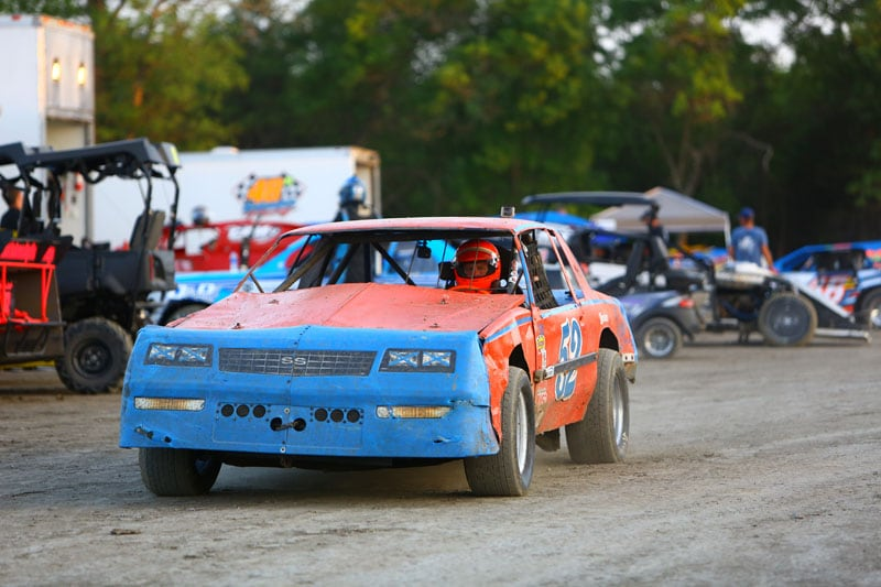Grayson County Speedway