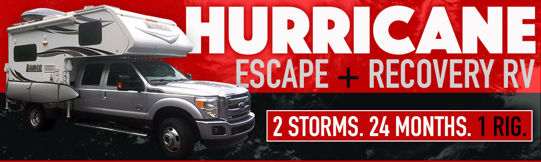 Hurricane Escape Recovery RV