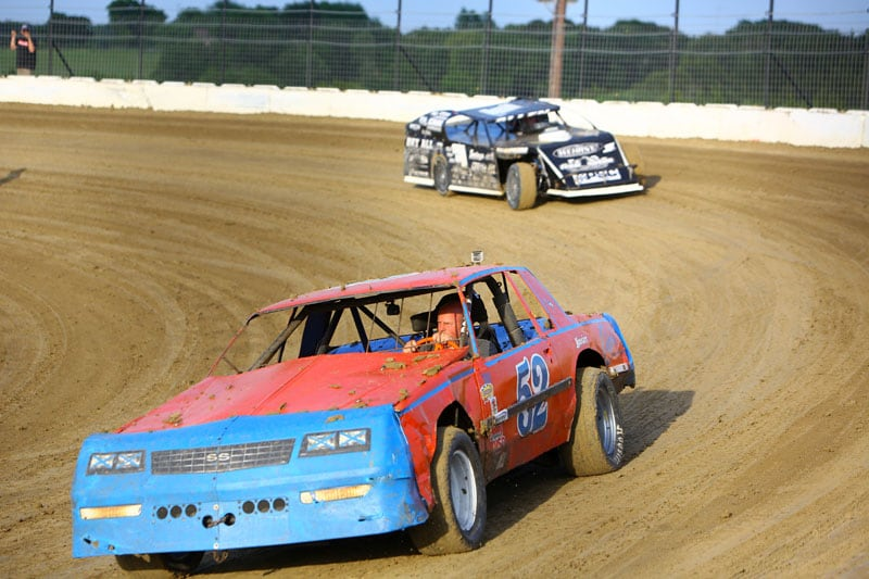 IMCA Stock Car, Grayson County