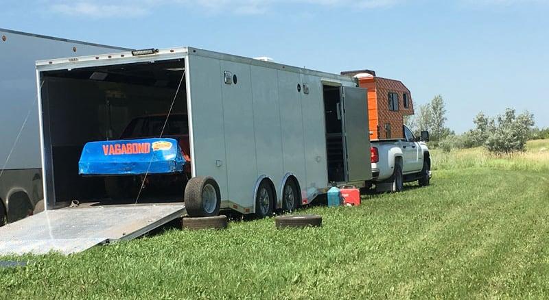 Jamestown Speedway In North Dakota