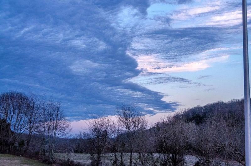 Purple Skies Randall Rice