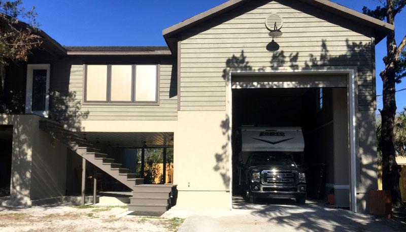 RV Garage Finished