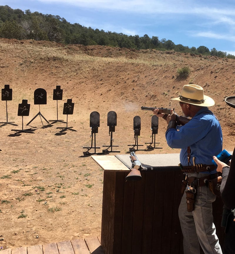 Ralph Shooting Competition