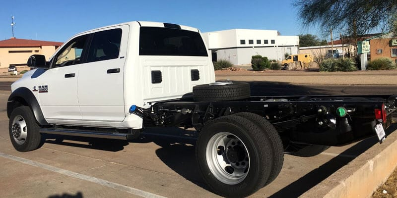 Ram 5500 Truck Chassis
