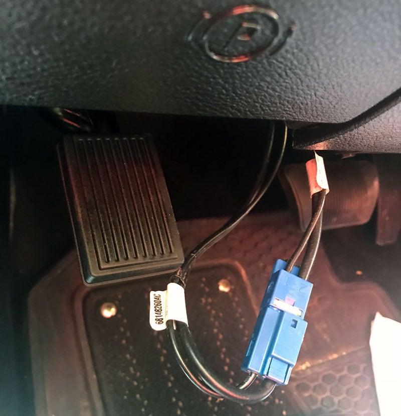 Sirius XM Wiring In Ram Truck