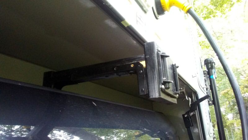 Water Fliter Bracket from Camping World
