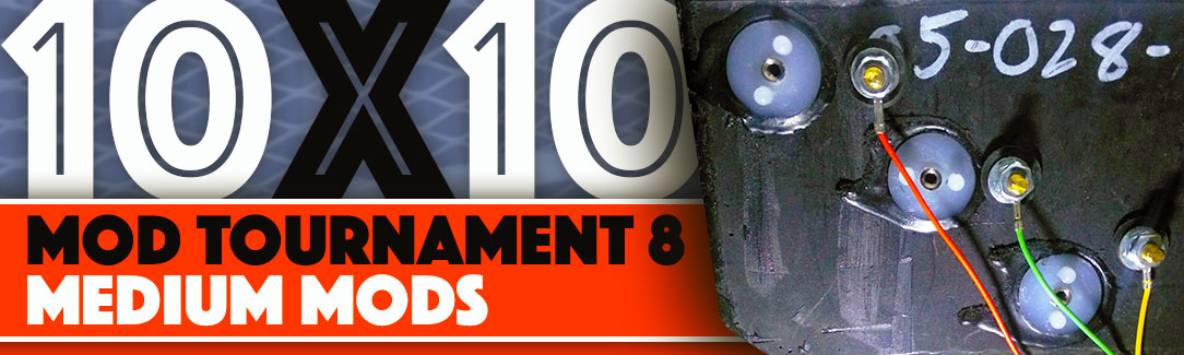10x10 September Mods