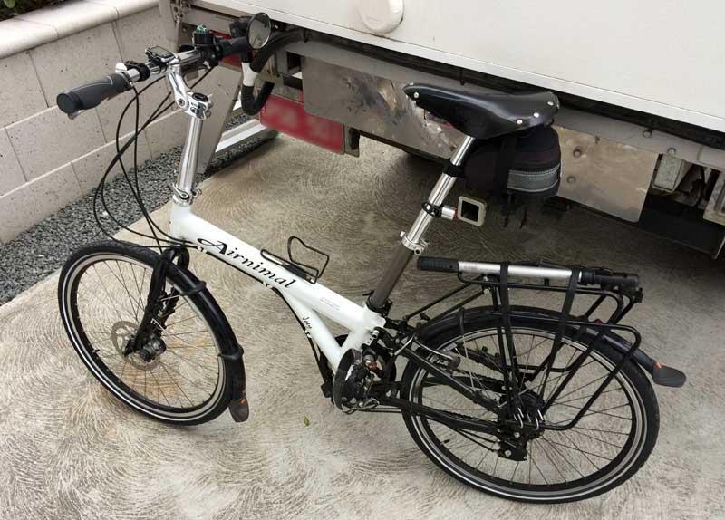 Airnimal Folding Bike