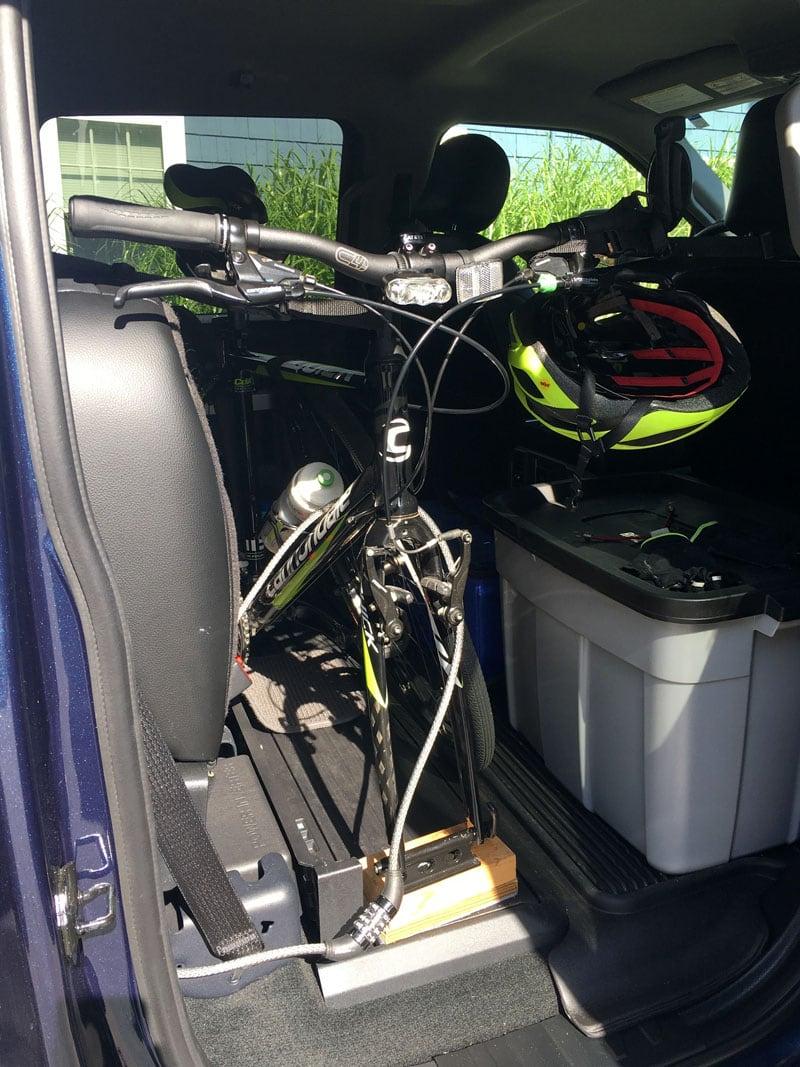 Bikes Crew Cab Truck