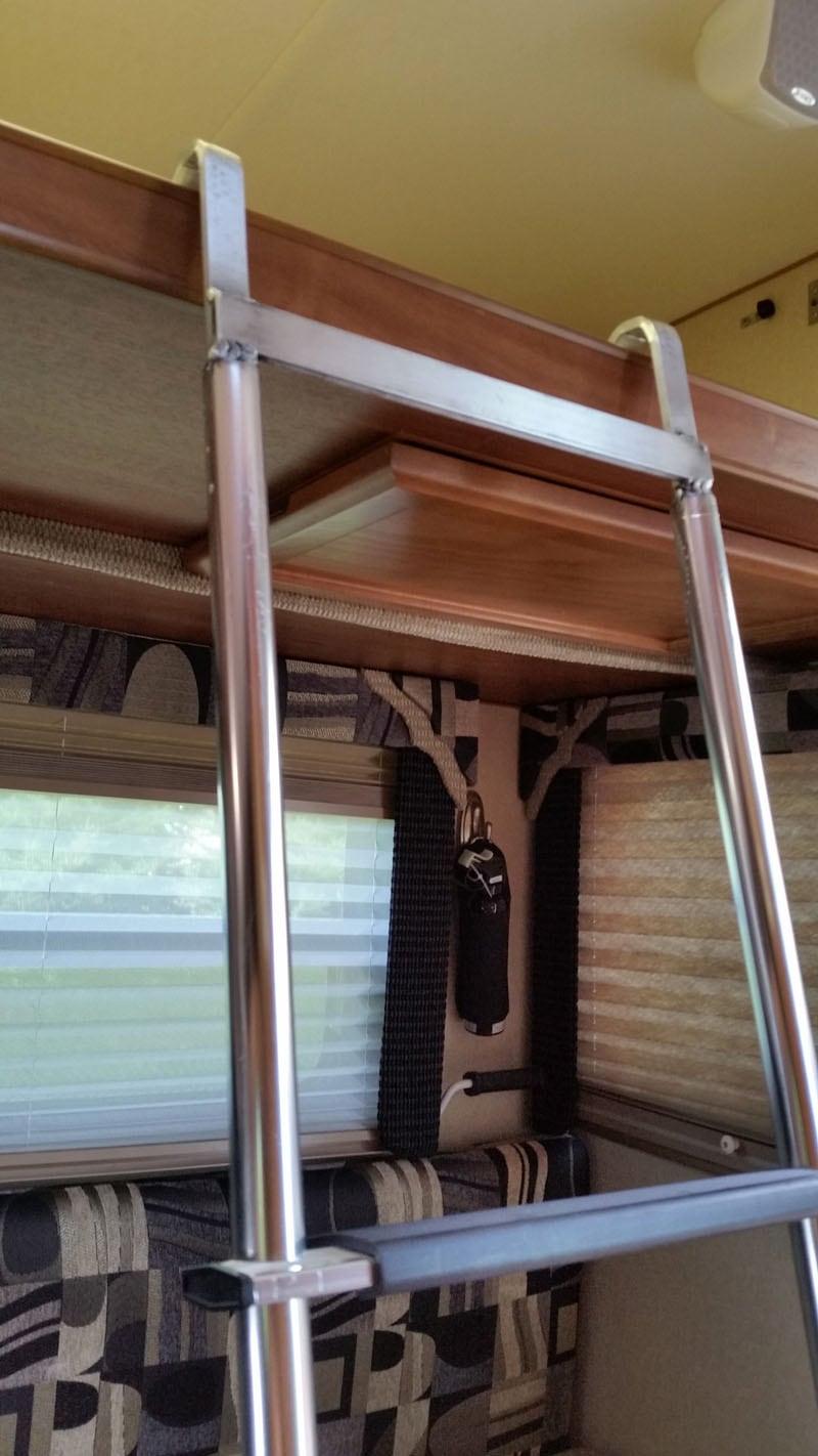 Bunk Ladder Sturdy