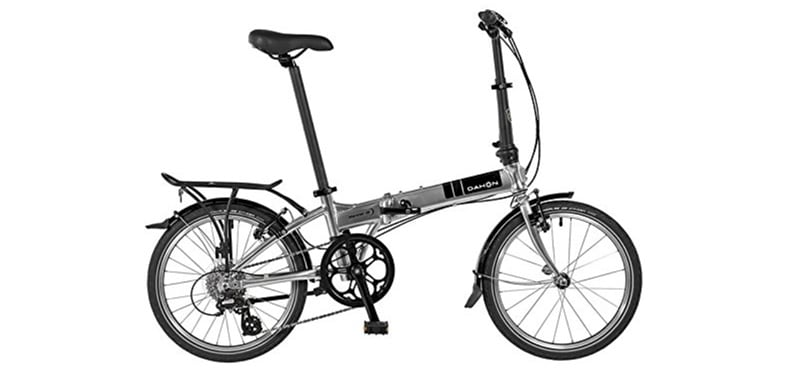 Duhan Mariner D8 Folding Bikes