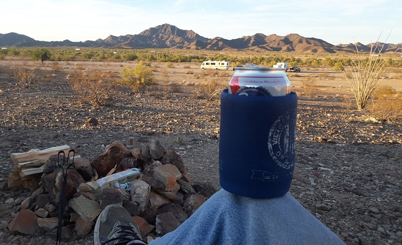 Find A Spot Have A Beer