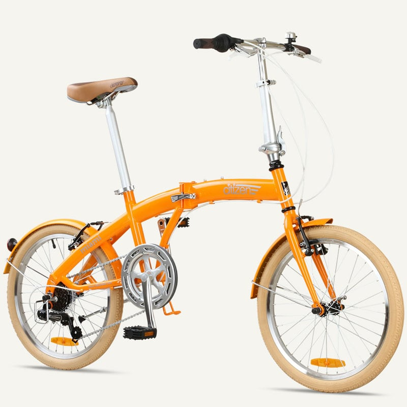 Folding Bike MIAMI Citizen Bike 20