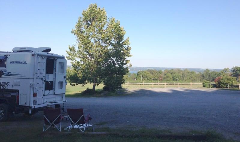 Harvest Hosts Camping Finger Lakes