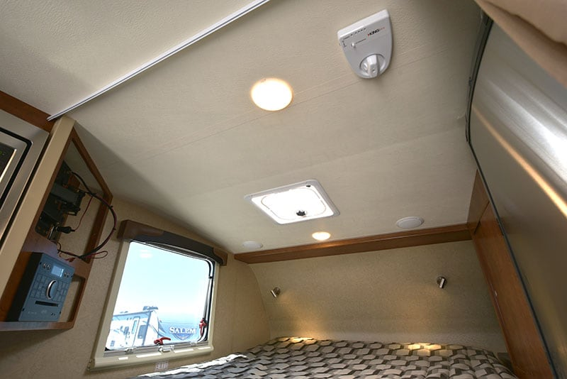 Lance 650 Cabover Ceiling