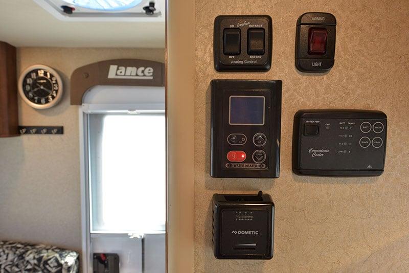 Lance 650 Kitchen Wall Monitors