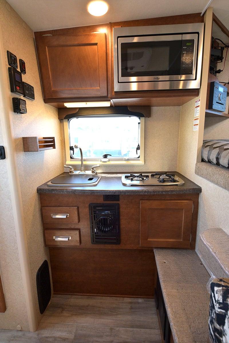 Lance 650 Kitchen
