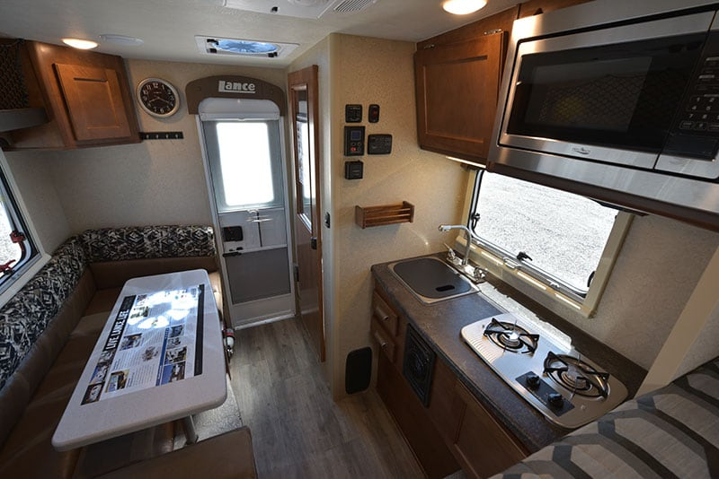 2019 Lance 650 Review Truck Camper Magazine 6