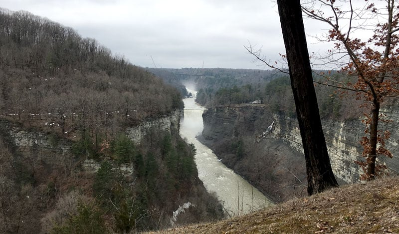 Letchworth State Park in Mount Morris, NY