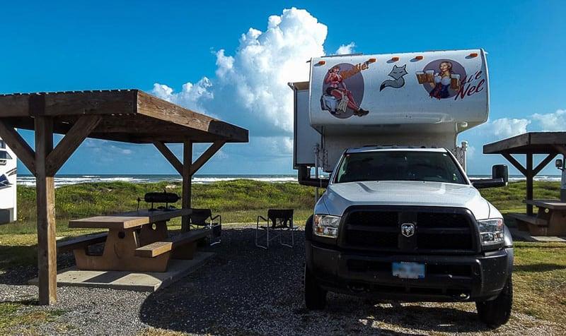 Malaquite Texas Campground
