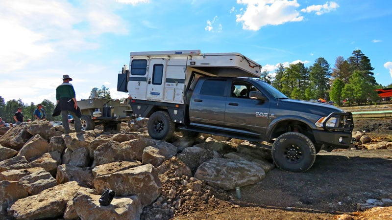 Overland Expo Training and Skills Class