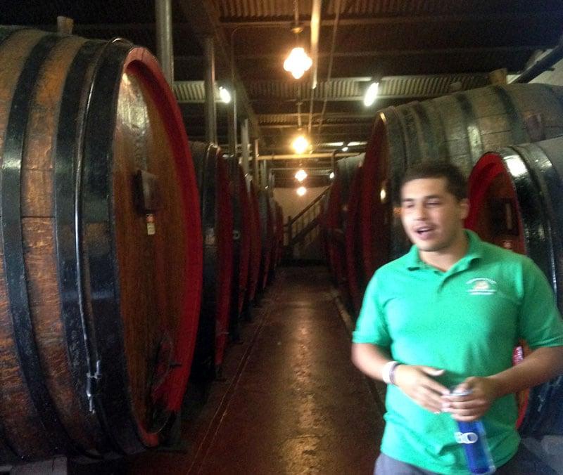 Pleasant Valley Winery In Hammondsport New York