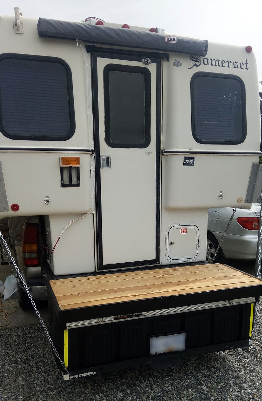 Somerset Camper Deck
