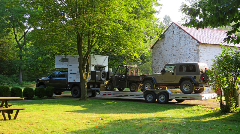Truck And Car Hauler In PA