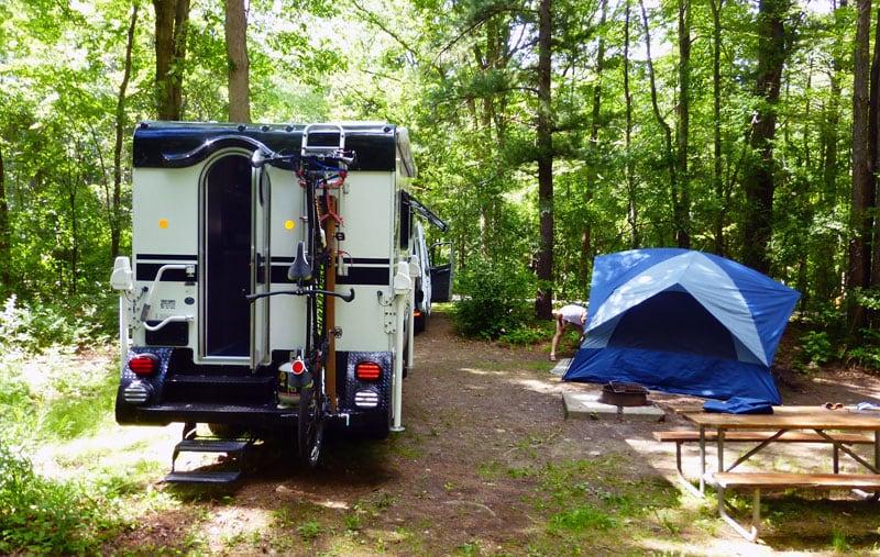 Watkins Glen State Park Camping