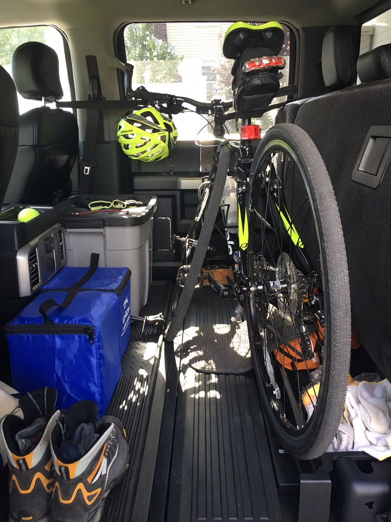 Bicycles Back Seat