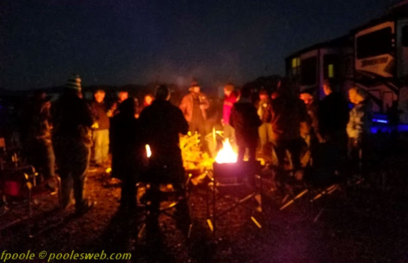 Campfire Gathering