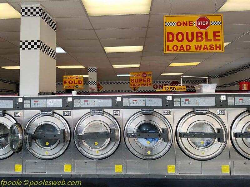Double Load Wash