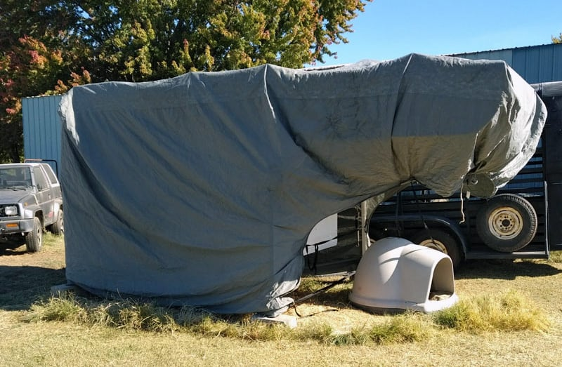 Adco Aqua Shed Cover RV